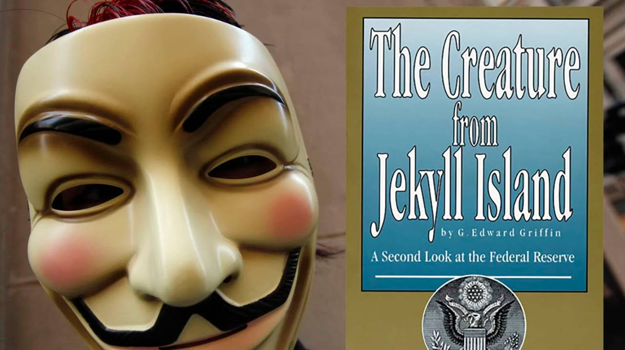 The Creature From Jekyll Island – Legalized Plunder Called Banking