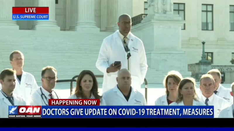 Doctors Speak out against COVID-19 Treatments and Lies