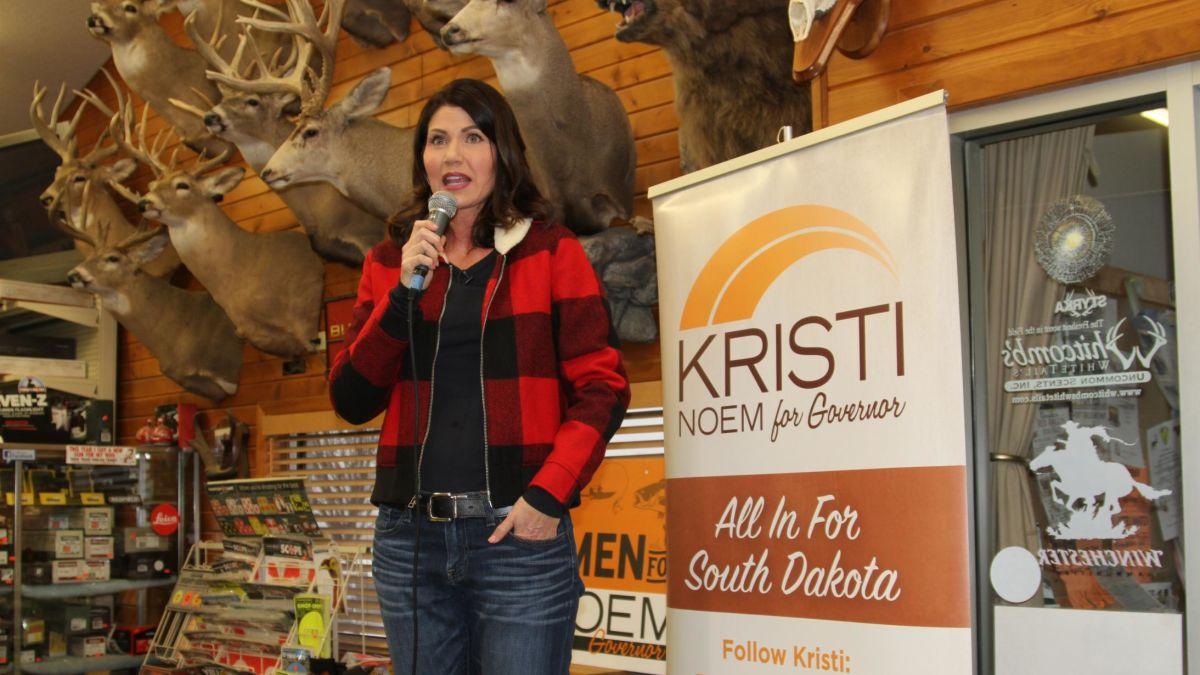 Governor Noem Tells How S Dakota Benefited from no Masking or Lockdown